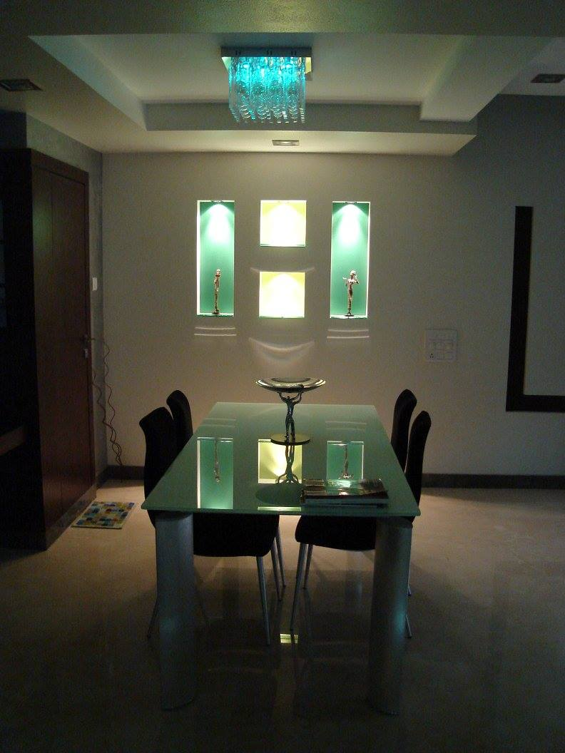 Modern dining room by Midas Dezign - The Golden Touch Modern | Interior Design Photos & Ideas