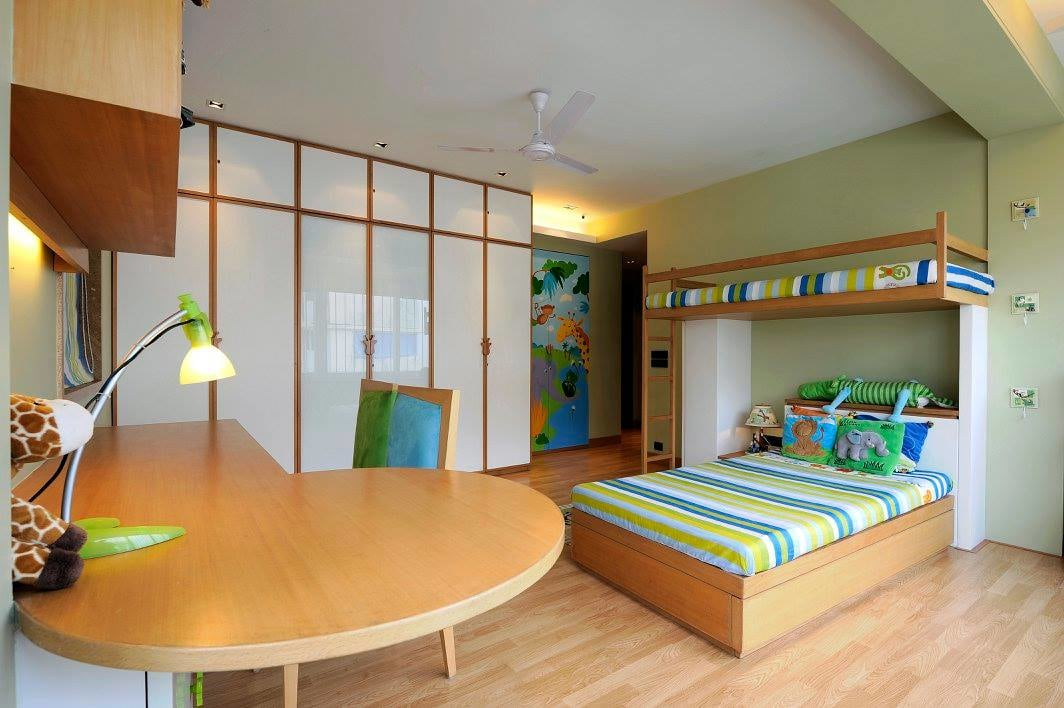 Contemporary kids bedroom by Midas Dezign - The Golden Touch Bedroom Contemporary | Interior Design Photos & Ideas