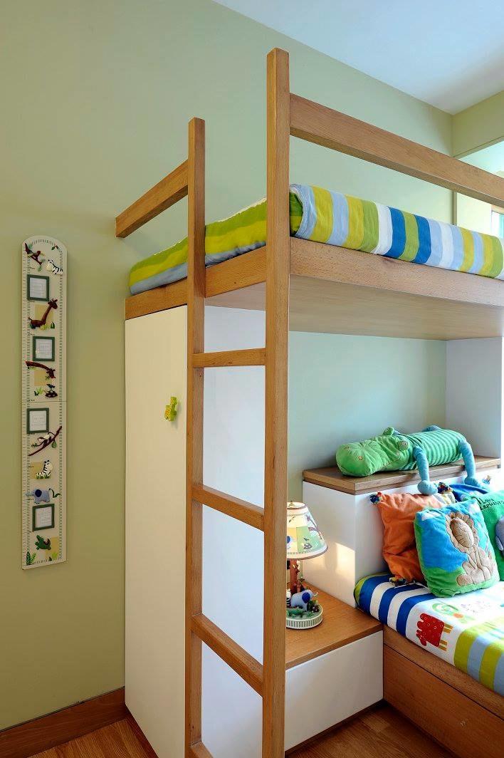 Contemporary kids bedroom by Midas Dezign - The Golden Touch Bedroom Contemporary | Interior Design Photos & Ideas