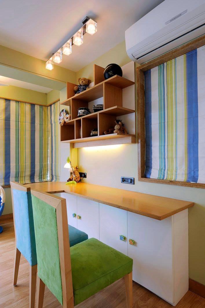 Contemporary kids bedroom by Midas Dezign - The Golden Touch Contemporary   Interior Design Photos & Ideas