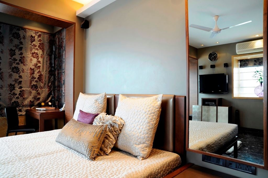 Contemporary bedroom by Midas Dezign - The Golden Touch Bedroom Contemporary | Interior Design Photos & Ideas