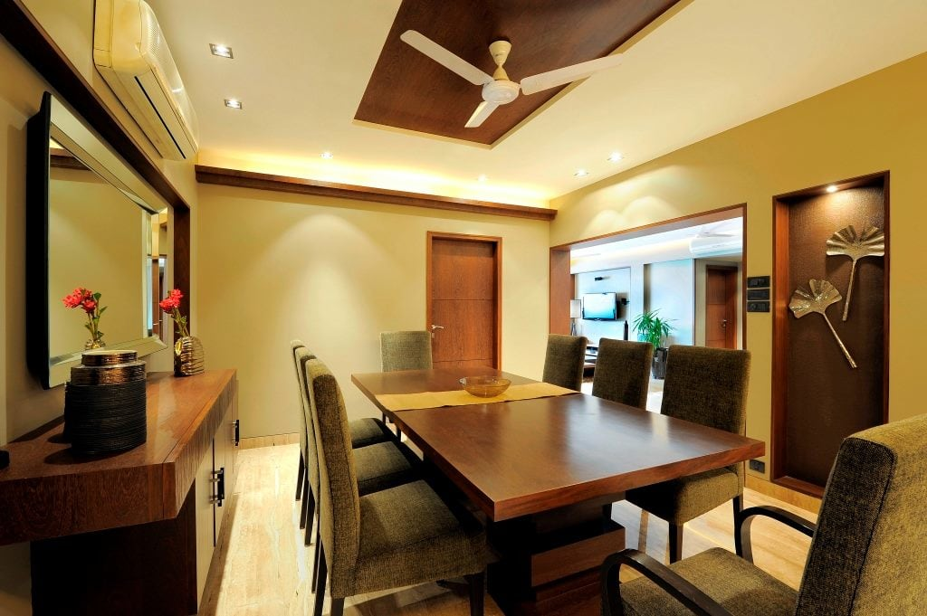 Contemporary dining room by Midas Dezign - The Golden Touch Dining-room Contemporary | Interior Design Photos & Ideas