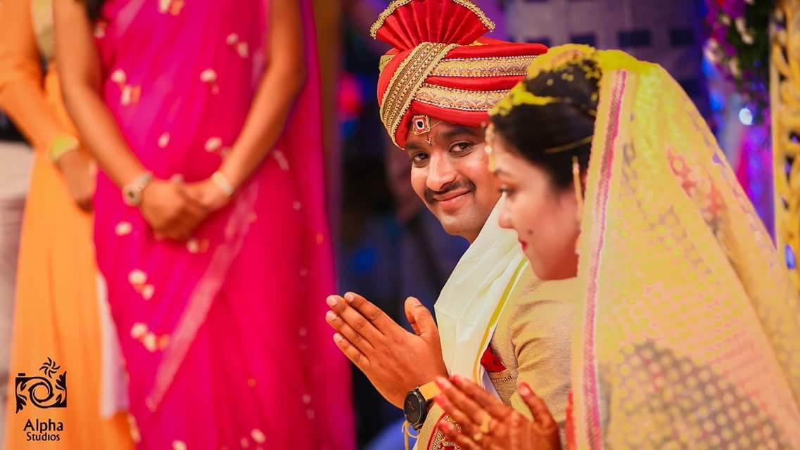 Groom shot by ALPHA STUDIOS Wedding-photography | Weddings Photos & Ideas