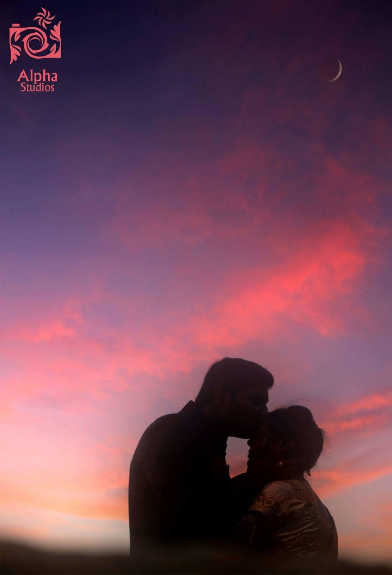 Silhouette Pre-Wedding Shoot by ALPHA STUDIOS Wedding-photography | Weddings Photos & Ideas