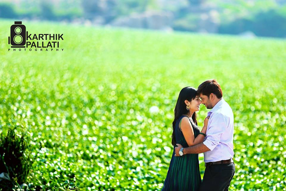 A beautifully captured photo in pre-wedding shoot! by Kkarthik Pallati photography Wedding-photography | Weddings Photos & Ideas