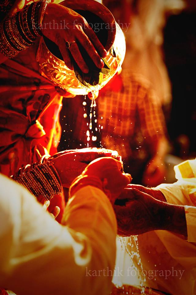 A ritual! by Kkarthik Pallati photography Wedding-photography | Weddings Photos & Ideas