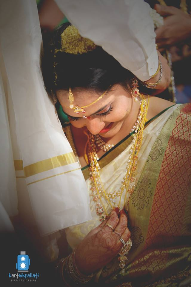 beautiful necklace of the bride! by Kkarthik Pallati photography Wedding-photography | Weddings Photos & Ideas