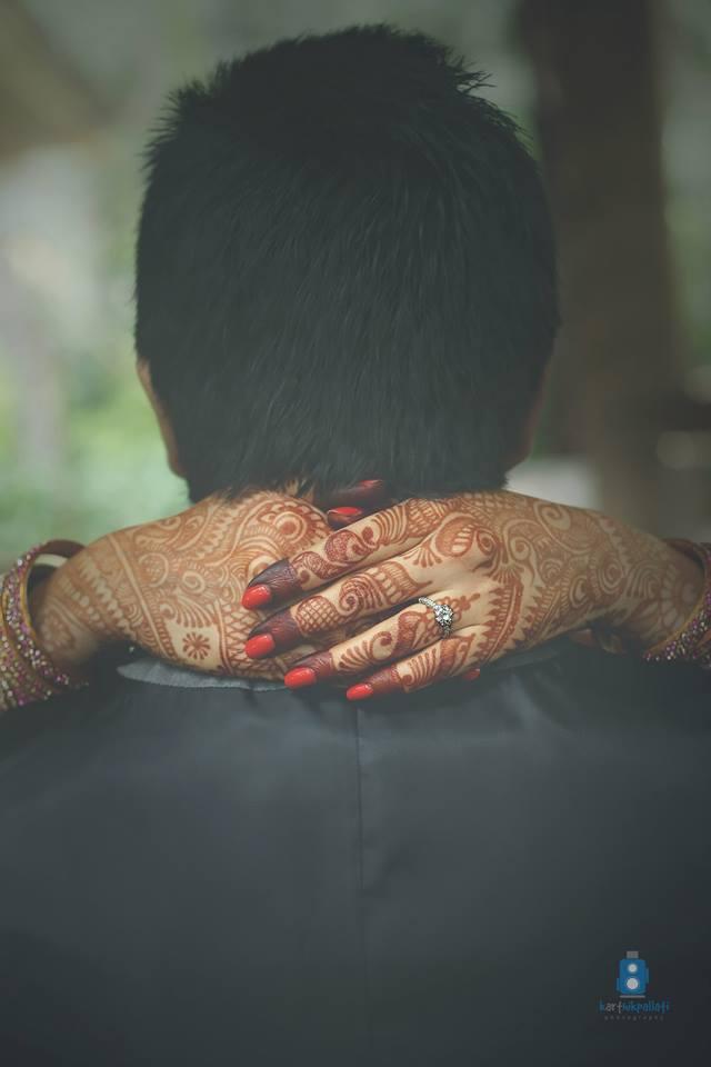 Beautiful mehendi of the bride! by Kkarthik Pallati photography Wedding-photography | Weddings Photos & Ideas