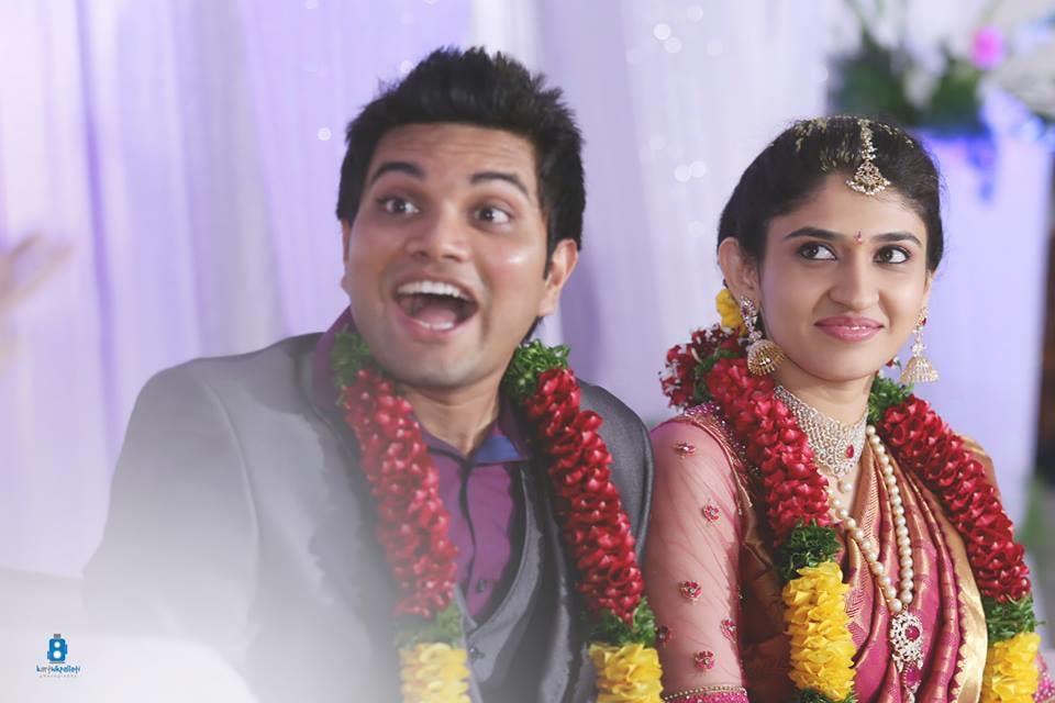 A happy couple! by Kkarthik Pallati photography Wedding-photography | Weddings Photos & Ideas