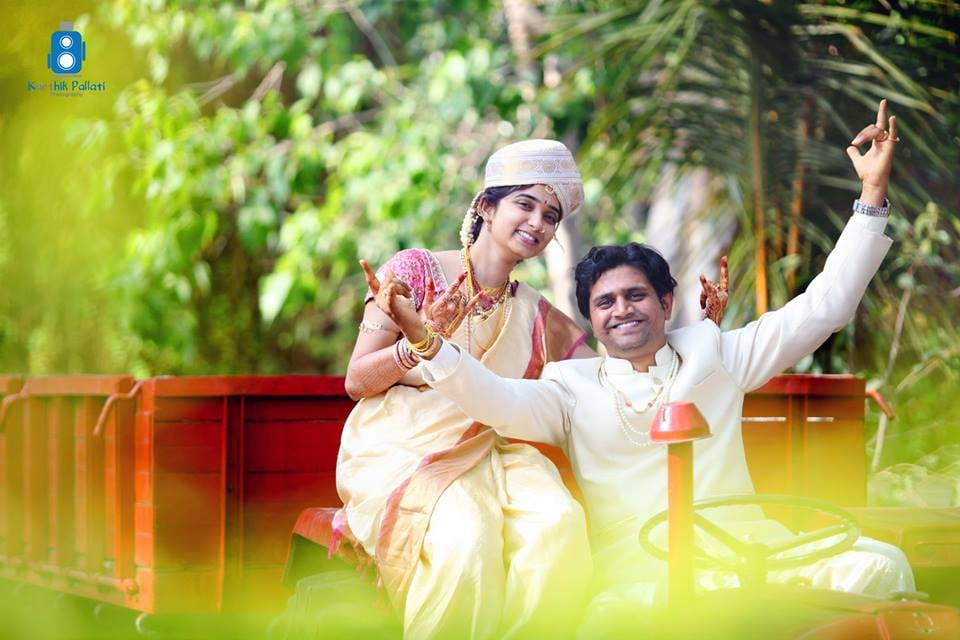 A Funky couple! by Kkarthik Pallati photography Wedding-photography | Weddings Photos & Ideas
