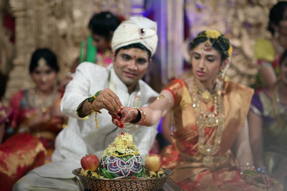 A ritual by Kkarthik Pallati photography Wedding-photography | Weddings Photos & Ideas