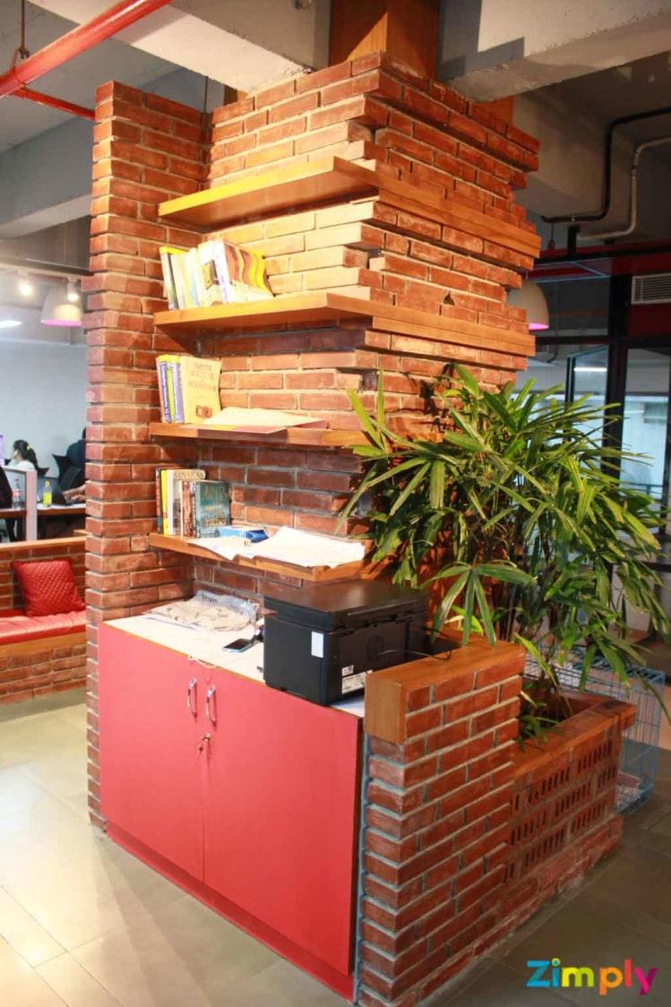 Office Floor by GAYATRI KAPUR