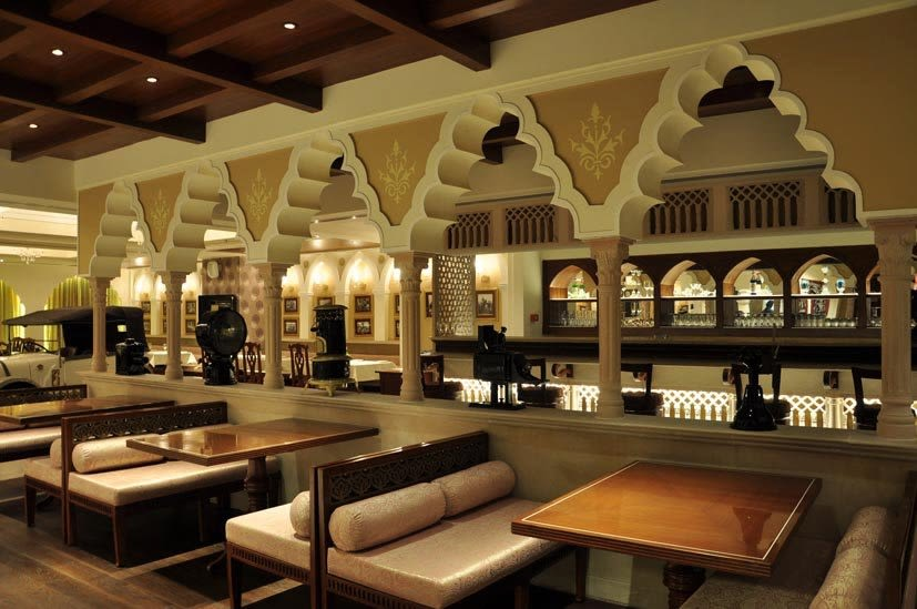 Traditional Restaurant Area by shailendra m prasad  Traditional | Interior Design Photos & Ideas