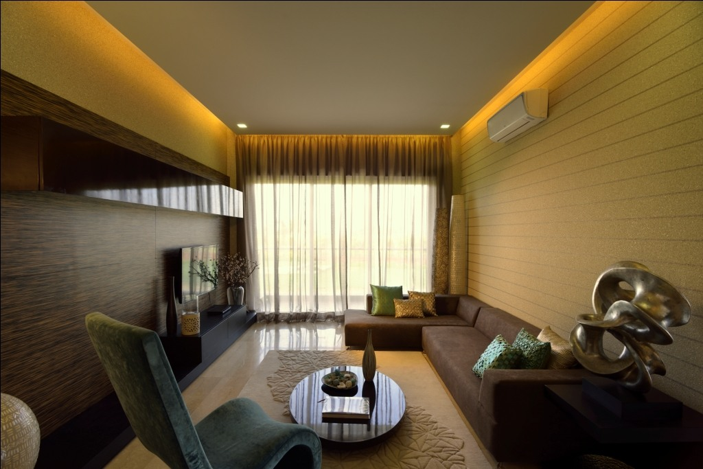 View Of Living Room by shailendra m prasad  Living-room Modern | Interior Design Photos & Ideas
