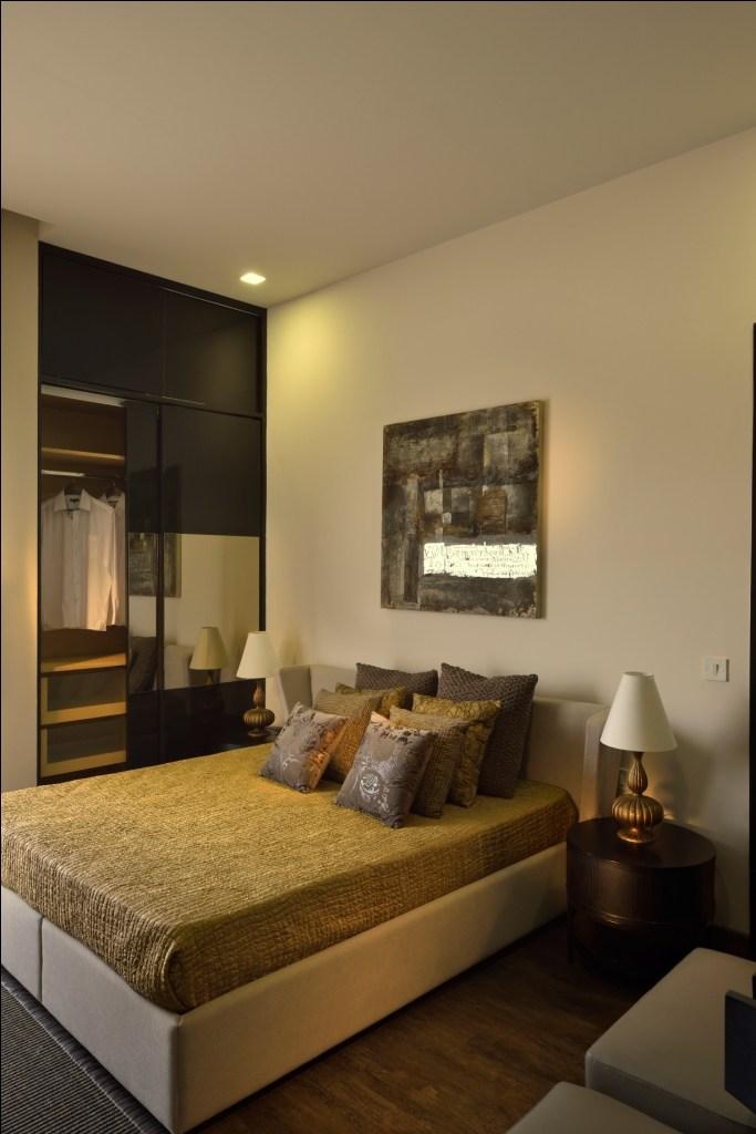 Gold Rush by shailendra m prasad  Bedroom Modern Modern | Interior Design Photos & Ideas