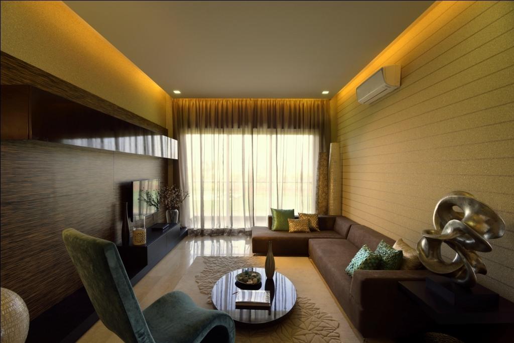 In Luxury's Lap by shailendra m prasad  Living-room Modern Modern | Interior Design Photos & Ideas
