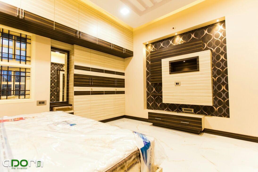 The Arty Bedroom ! by adorn Contemporary | Interior Design Photos & Ideas
