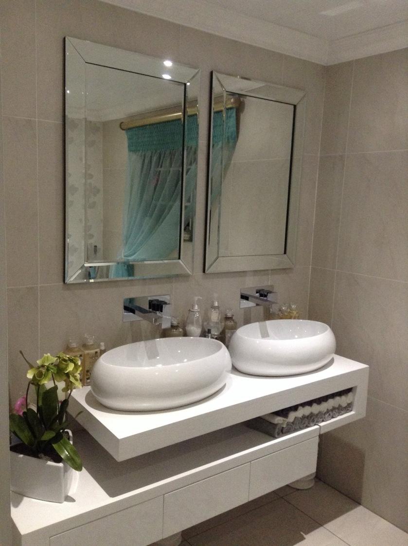 Classic Twining by adorn Bathroom Modern | Interior Design Photos & Ideas