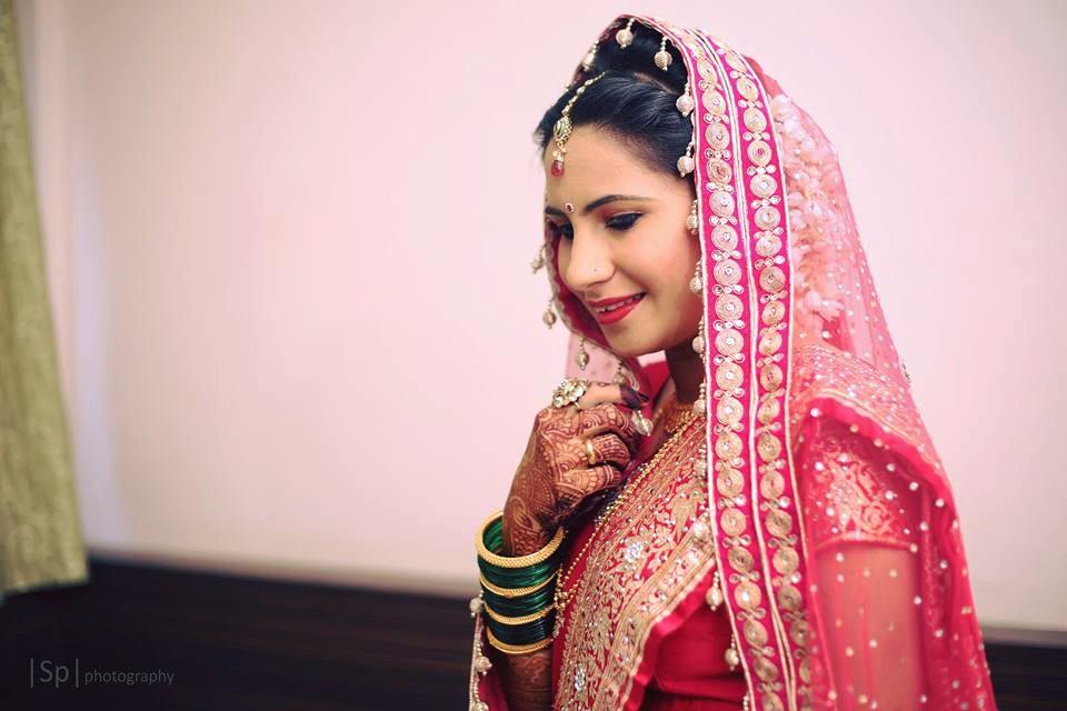 Shy bride shot by Soulmates-The Wedding Tale Wedding-photography | Weddings Photos & Ideas