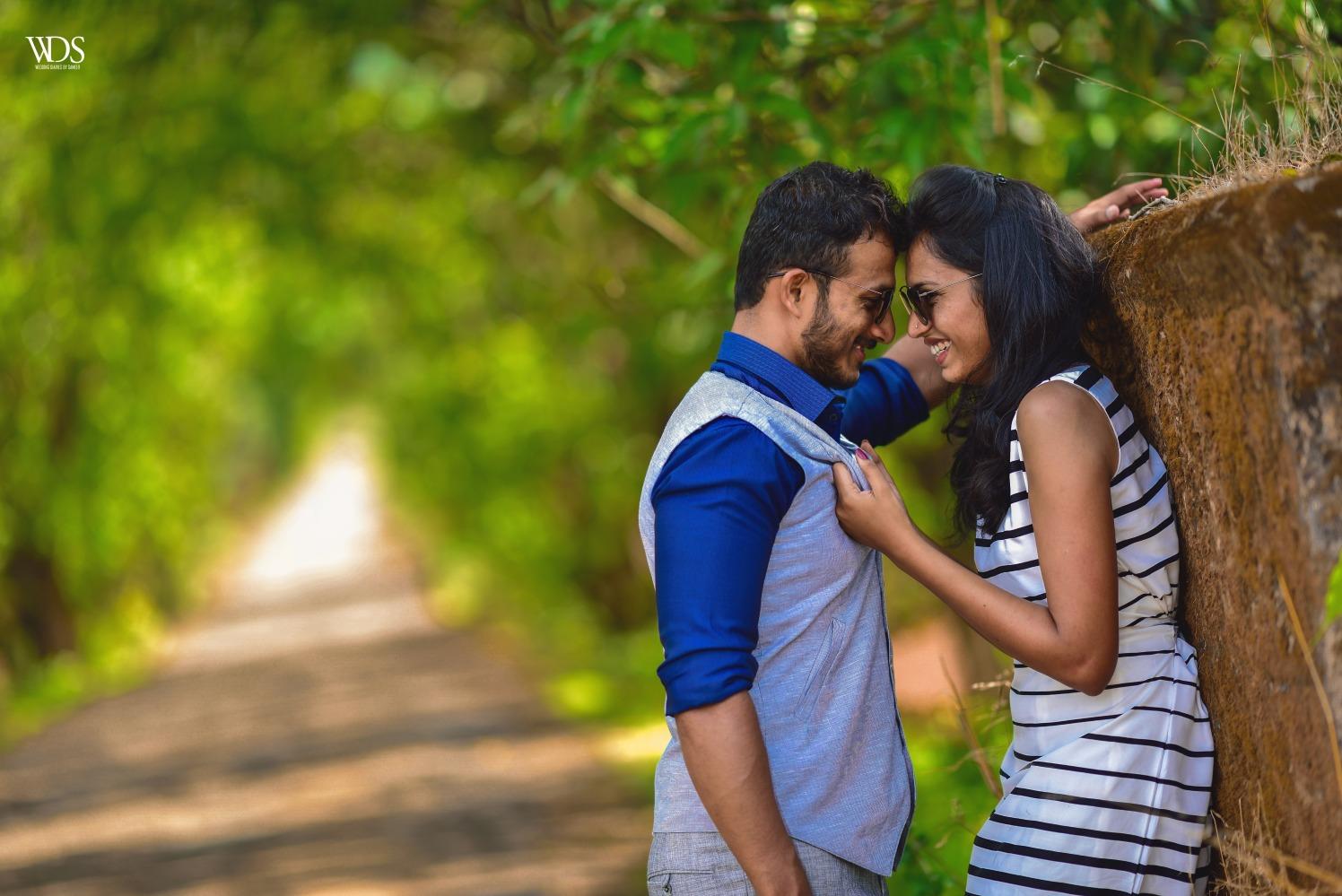 Pre -Wedding Shot Of Soon-To-Be Bridegroom Sharing Glances by Sameer Panchpor Wedding-photography   Weddings Photos & Ideas