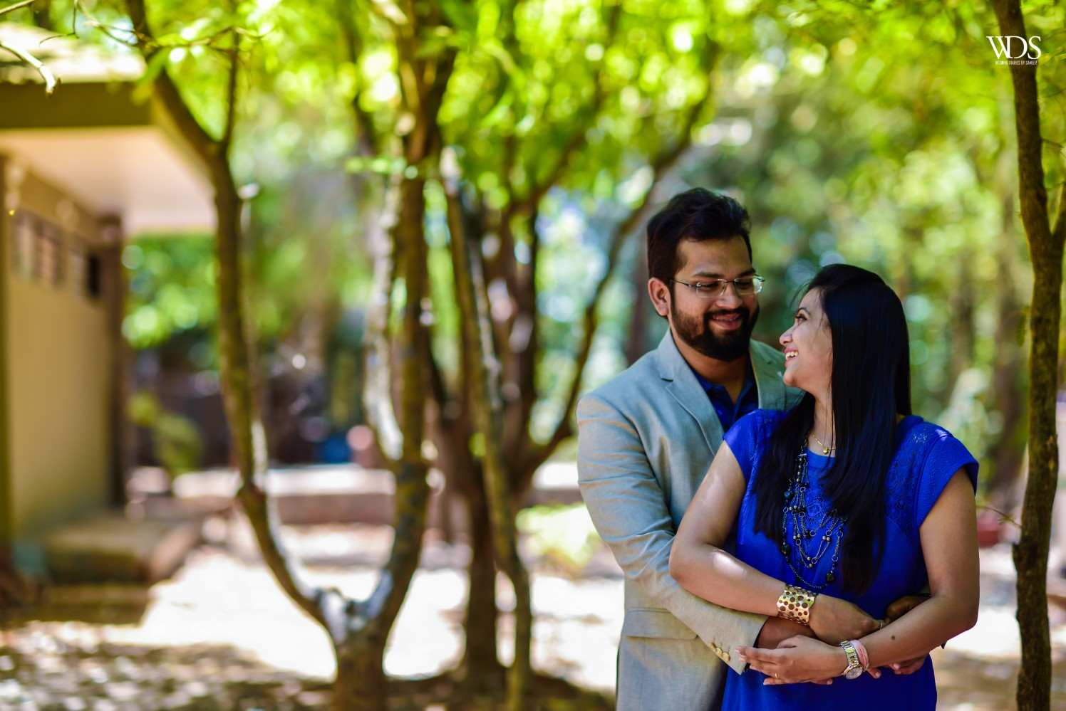 Romantic Pre-Wedding Shot Of Soon To Be Wed Couple by Sameer Panchpor Wedding-photography | Weddings Photos & Ideas