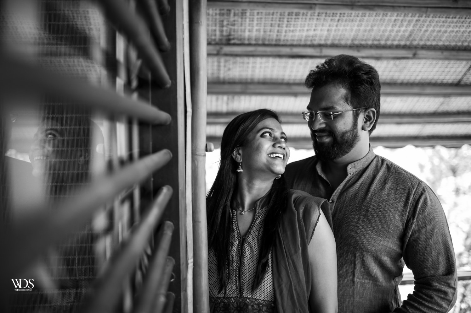 Black And White Candid  Pre-Wedding Shot Of Soon To Be Bridegroom by Sameer Panchpor Wedding-photography | Weddings Photos & Ideas