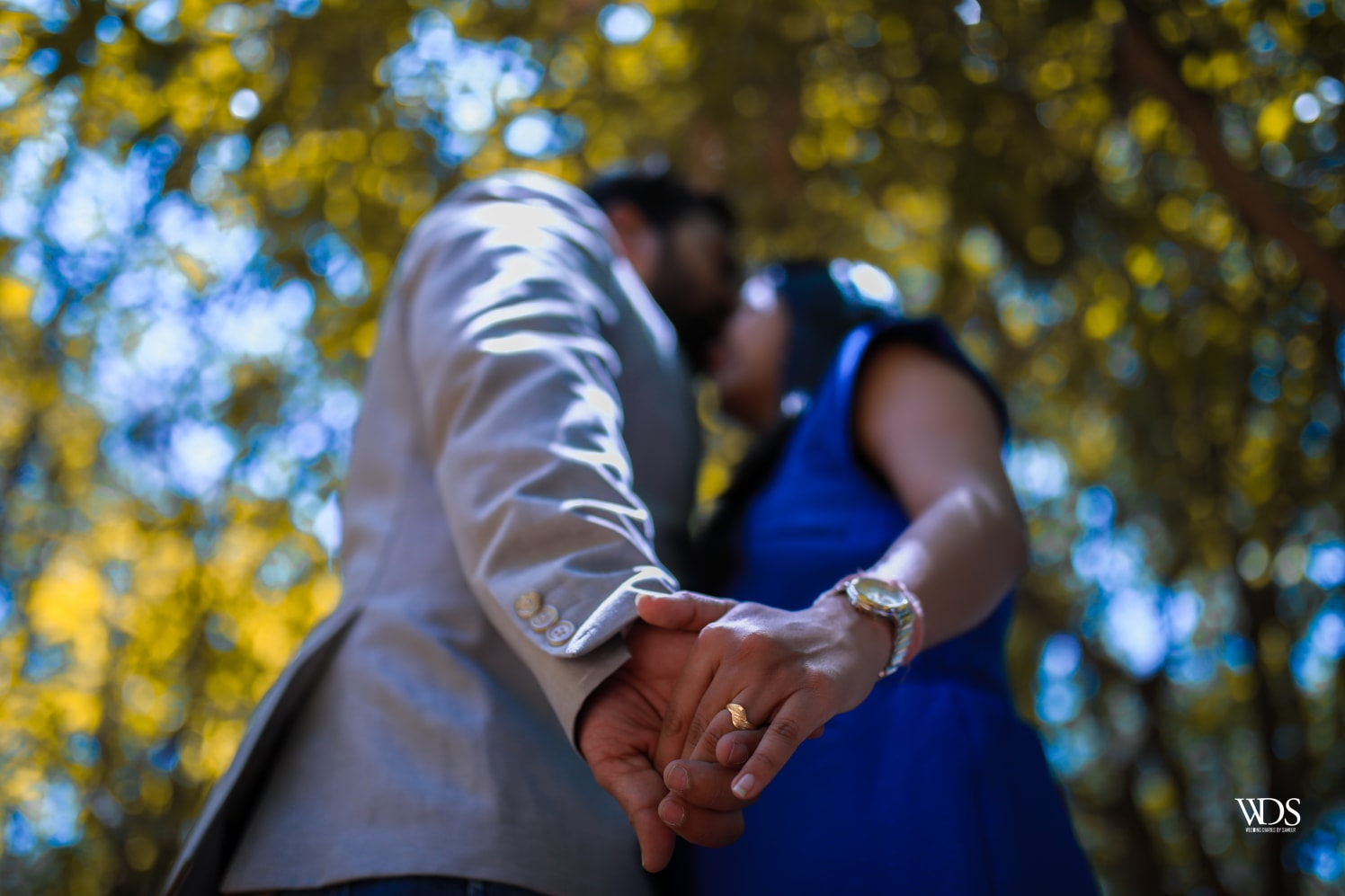 Romantic couple shot by Soulmates-The Wedding Tale Wedding-photography | Weddings Photos & Ideas