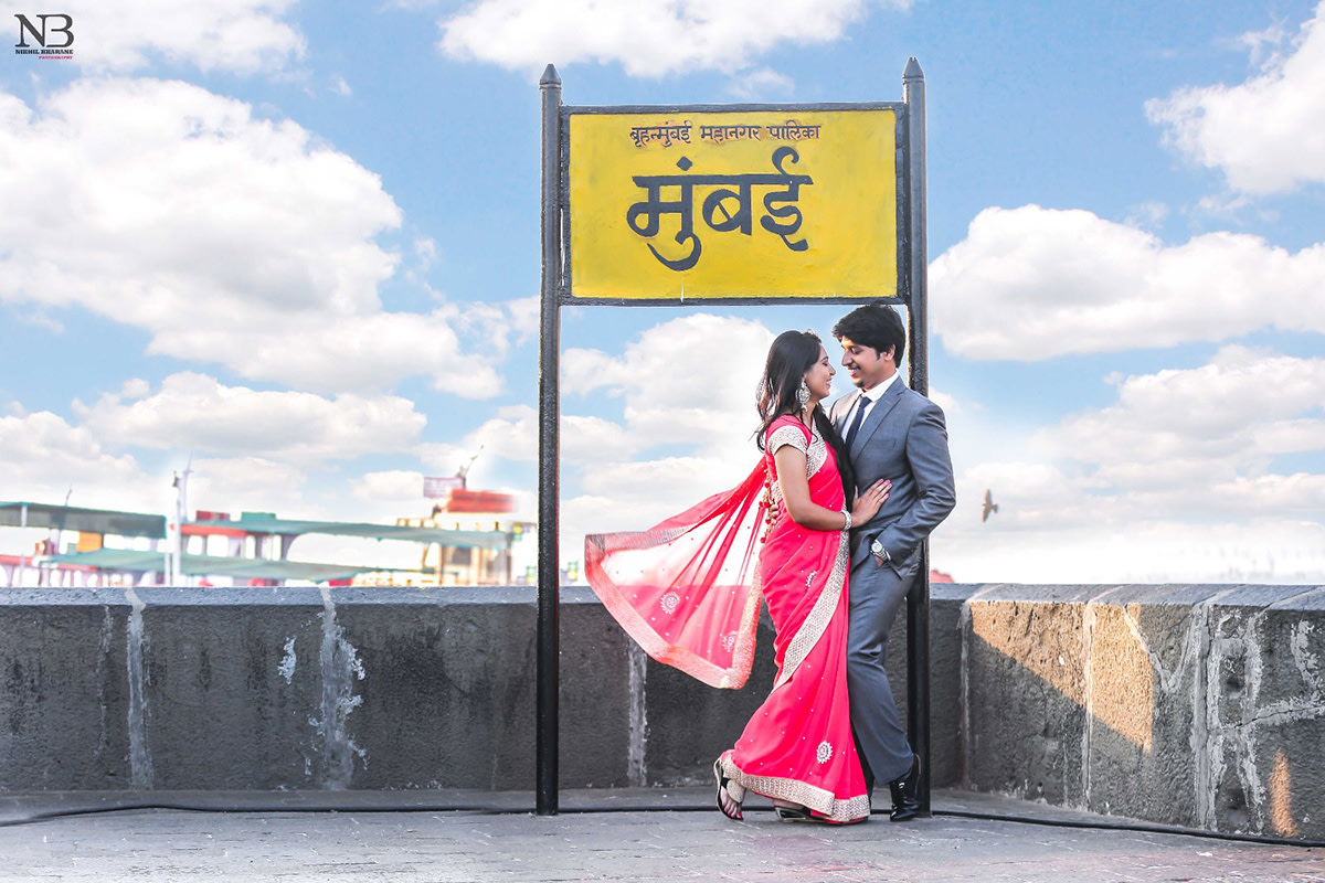Destination Style Pre-Wedding Shoot by Nikhil Y. Bharane Wedding-photography | Weddings Photos & Ideas