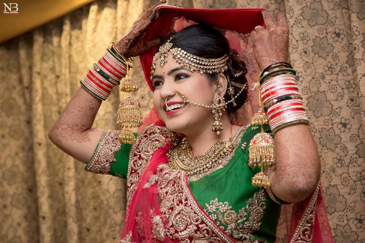 Multi-Color Stoned Kundan And Polki Bridal Jewellery by Nikhil Y. Bharane Wedding-photography Bridal-jewellery-and-accessories   Weddings Photos & Ideas