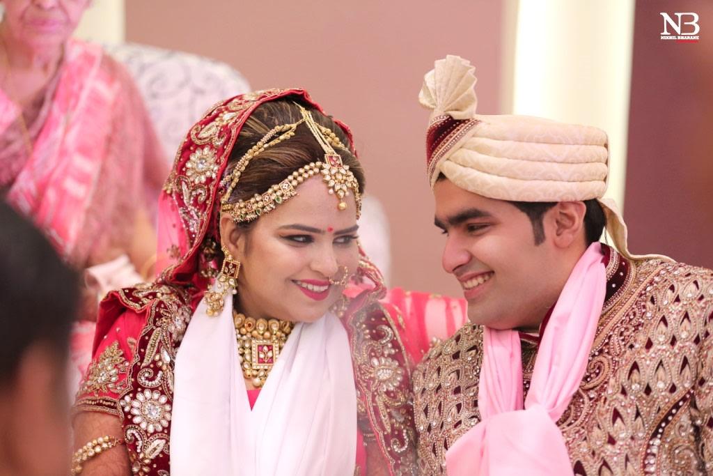 Candid Shot Of Merry Bridegroom Amidst A Wedding Ceremony by Nikhil Y. Bharane Wedding-photography | Weddings Photos & Ideas