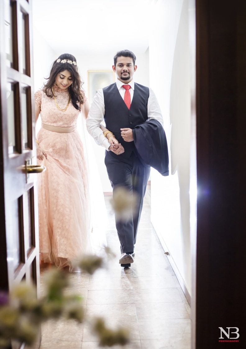 Black Waist Coat And Pants With Red Tie For Engagement Day by Nikhil Y. Bharane Wedding-photography | Weddings Photos & Ideas