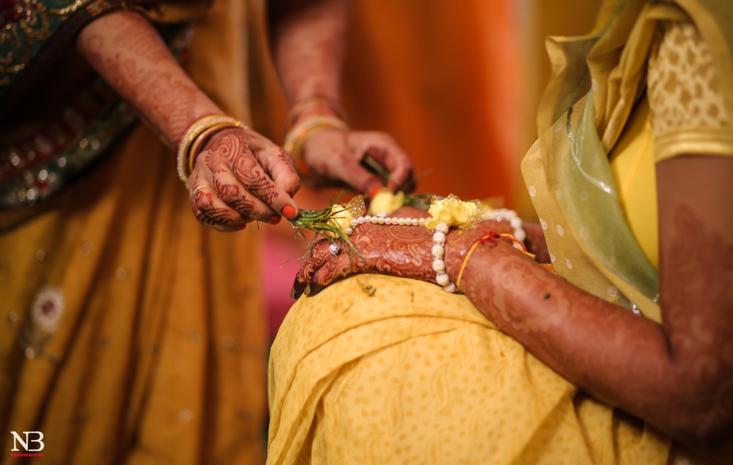 Bride Soaked In Haldi Color by Nikhil Y. Bharane Wedding-photography | Weddings Photos & Ideas