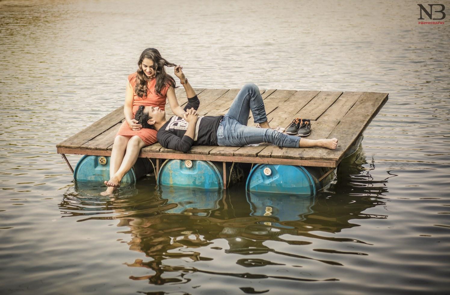 Unique Pre Wedding Shoot Ideas by Nikhil Y. Bharane Wedding-photography   Weddings Photos & Ideas