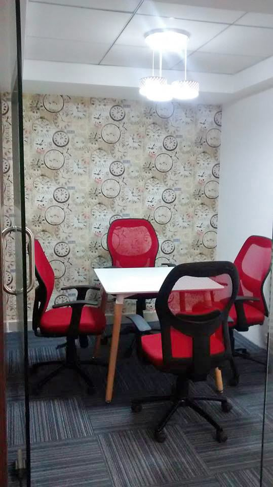 Modern Office Spaces by avinash penjuru  Modern | Interior Design Photos & Ideas