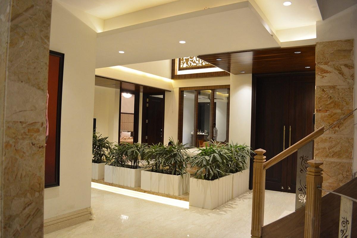 Modern hallway by SA Design Group Modern   Interior Design Photos & Ideas