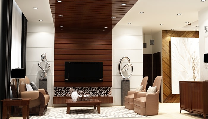 Contemporary living room by SA Design Group Living-room Contemporary | Interior Design Photos & Ideas
