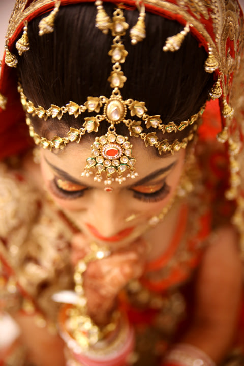 Bride Mang Teeka by Shoot factory  Wedding-photography | Weddings Photos & Ideas