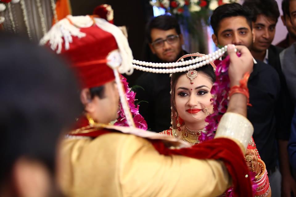 Jaimala Ceremony by Shoot factory  Wedding-photography | Weddings Photos & Ideas