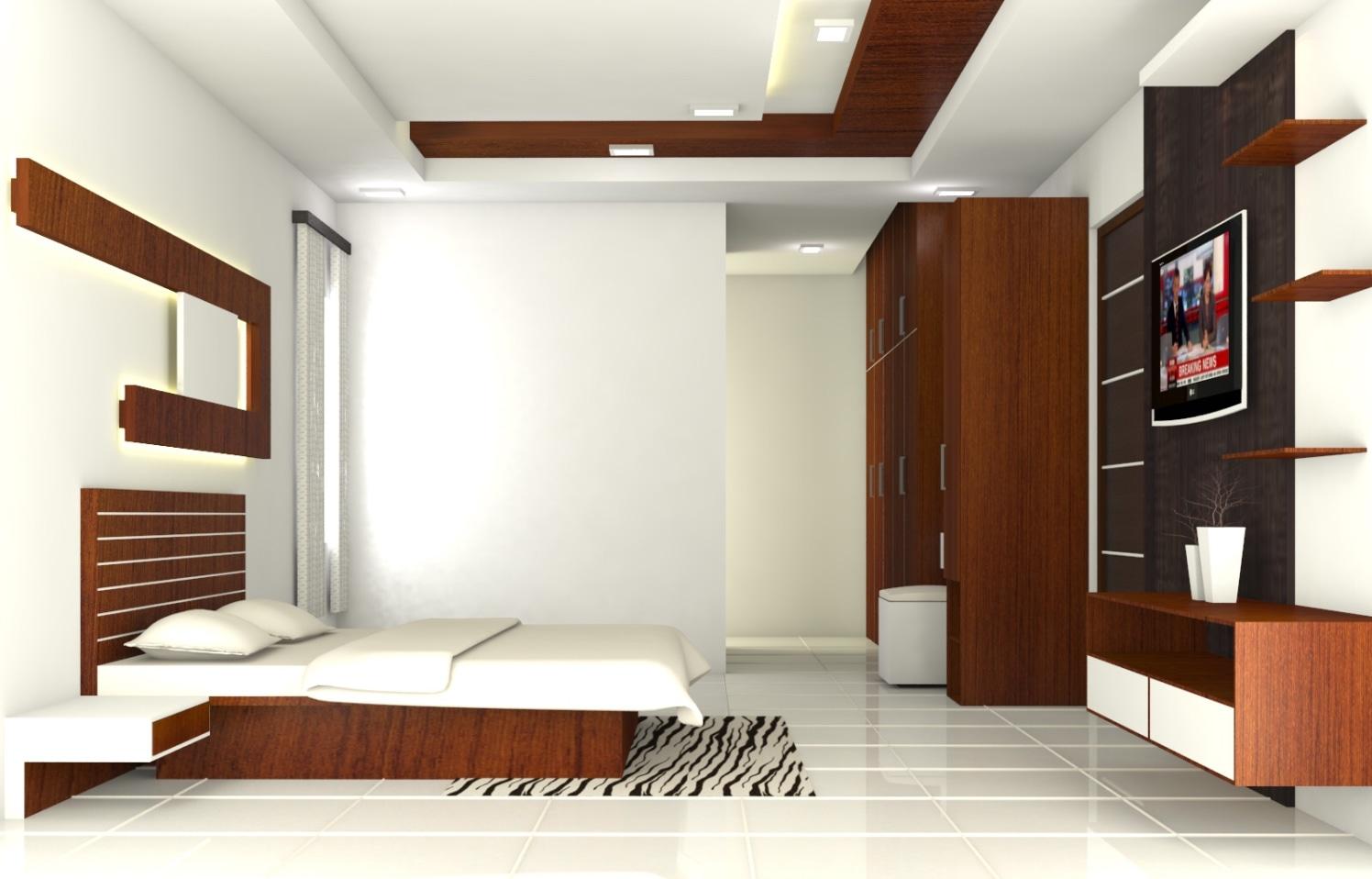 Master Bedroom Decor by entrepreneur Bedroom Modern | Interior Design Photos & Ideas