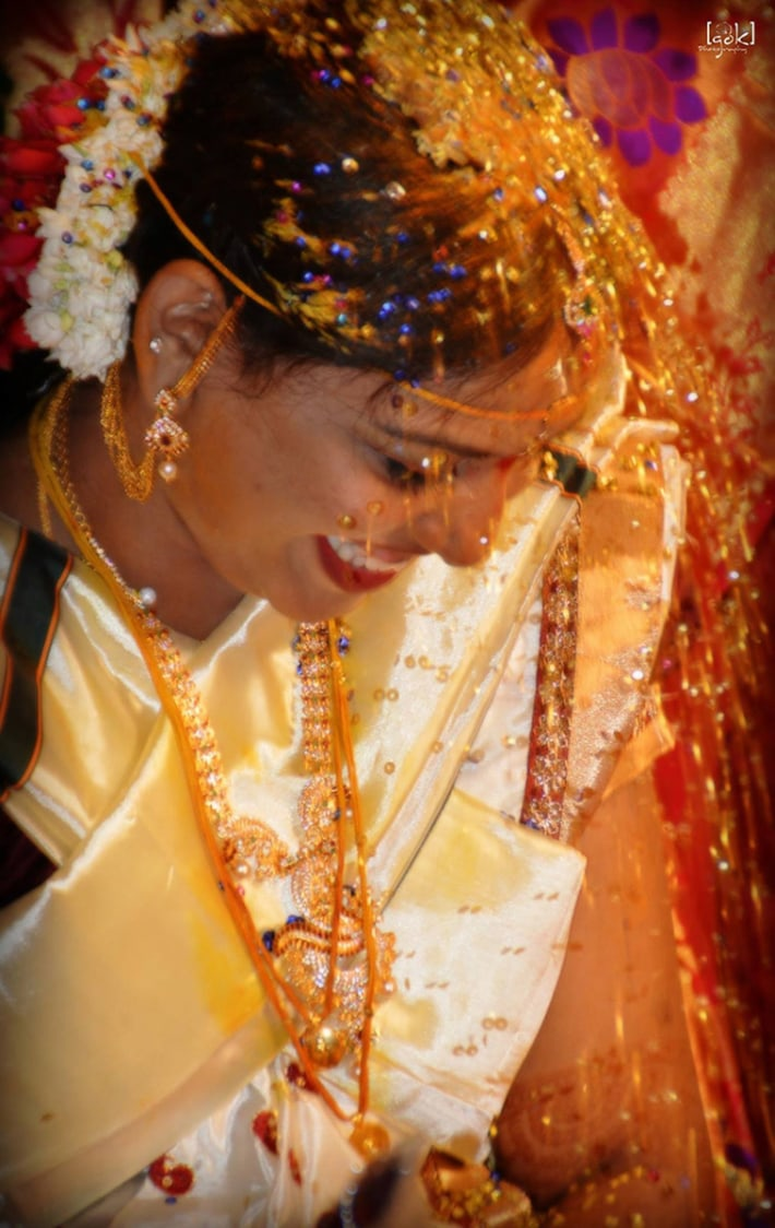 Smiling glory by GOK Photography Wedding-photography | Weddings Photos & Ideas