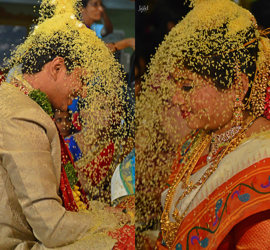 Showering yellows by GOK Photography Wedding-photography | Weddings Photos & Ideas