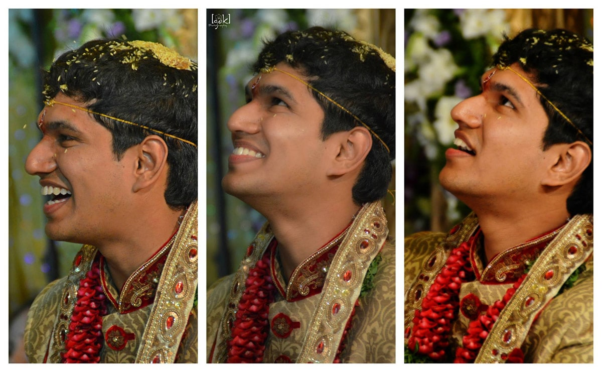 Three expressions by GOK Photography Wedding-photography | Weddings Photos & Ideas