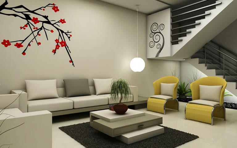 The Animated Living Room by I-DESIGNS Living-room Modern | Interior Design Photos & Ideas