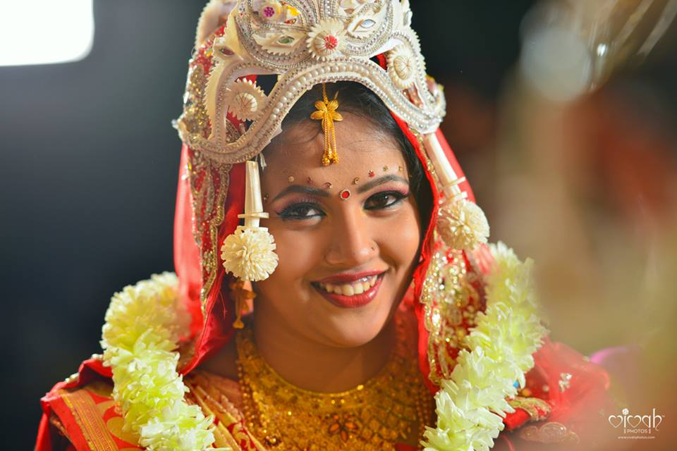 Bride by VIVAH PHOTOS Wedding-photography | Weddings Photos & Ideas