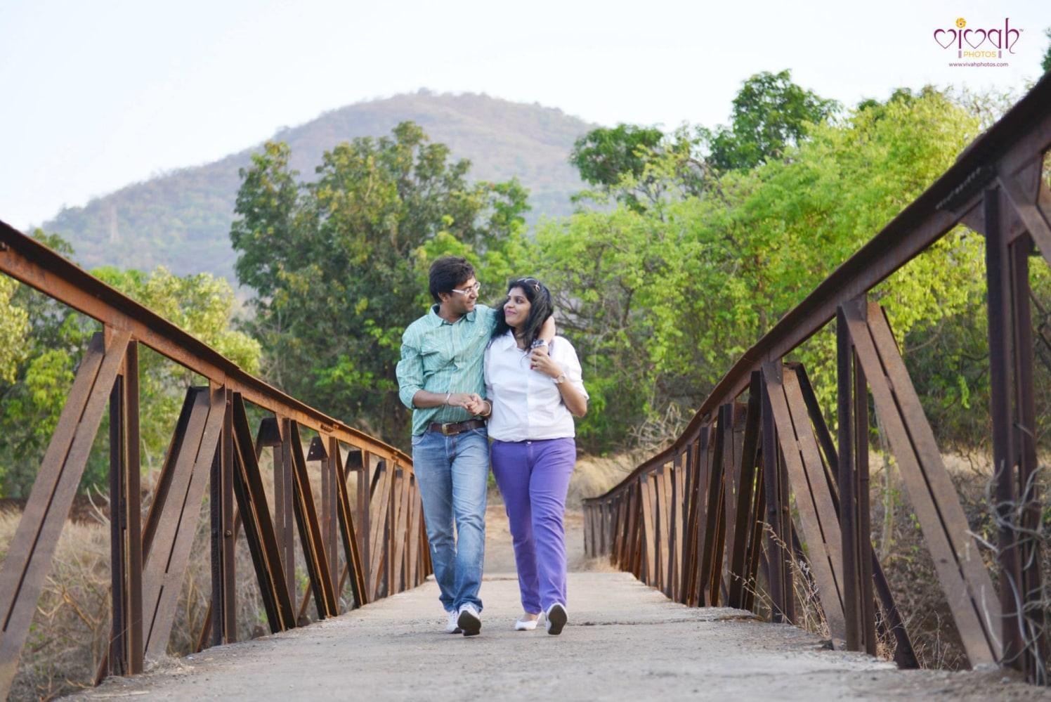 Bridge of love by VIVAH PHOTOS Wedding-photography | Weddings Photos & Ideas