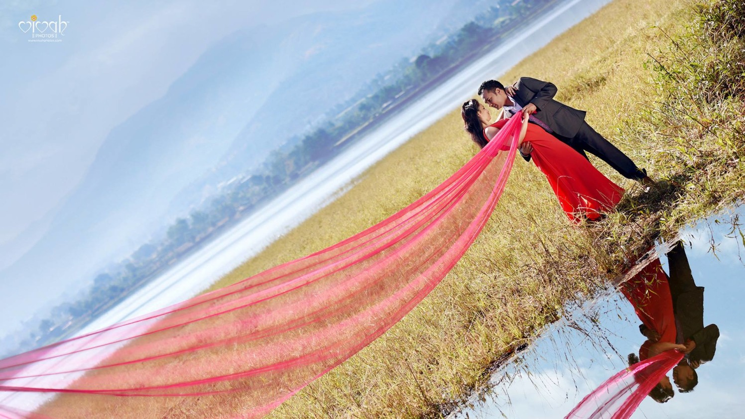 Sanguine romance by VIVAH PHOTOS Wedding-photography | Weddings Photos & Ideas
