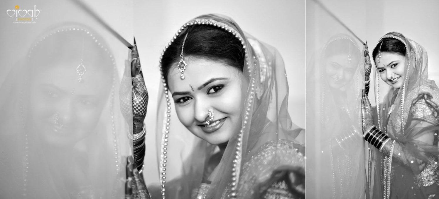Brides veil by VIVAH PHOTOS Wedding-photography | Weddings Photos & Ideas