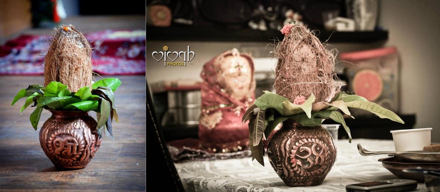 Sacred pot of glory by VIVAH PHOTOS Wedding-photography | Weddings Photos & Ideas