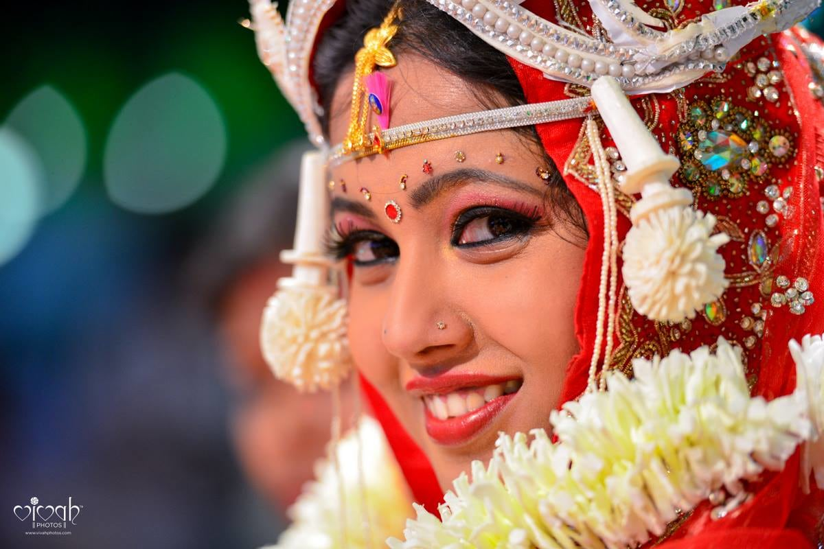 Bright eyes by VIVAH PHOTOS Wedding-photography | Weddings Photos & Ideas