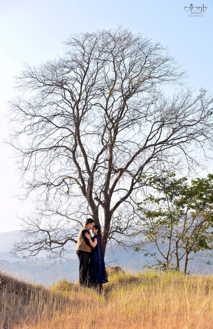 The tree knows of our love by VIVAH PHOTOS Wedding-photography | Weddings Photos & Ideas